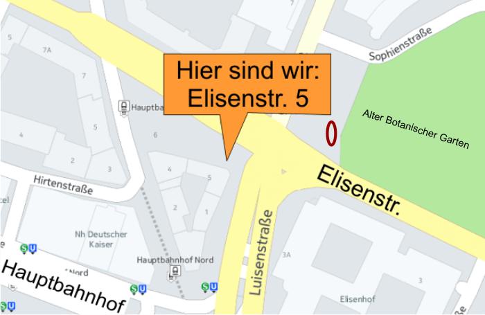 NLP Seminare Elisenstraße